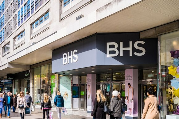 BHS thrown lifeline with £55m deal with flagship store sale