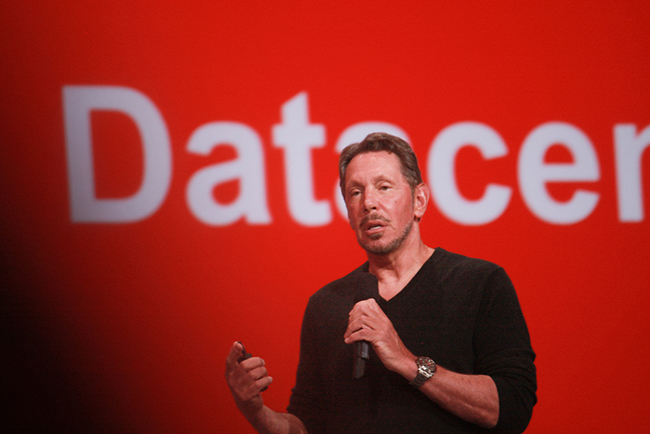 Larry Ellison makes $1billion overnight to overtake Mark Zuckerberg on the rich list