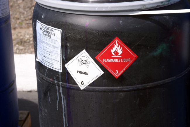 Safety precautions you need to take when dealing with hazardous chemicals