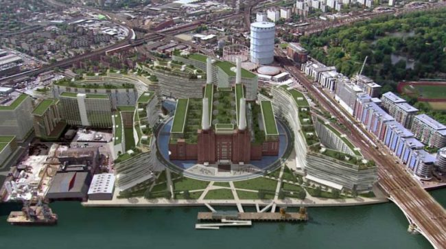 Apple to create stunning new London HQ at Battersea Power Station