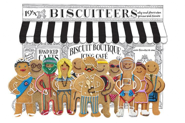 Biscuiteers to launch crowd funding campaign with Crowdcube