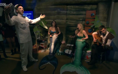 The Apprentice: Mermaids and A-Listers