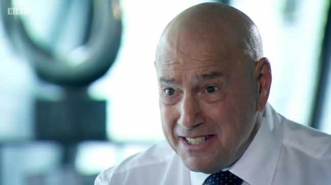 Claude Littner The Apprentice
