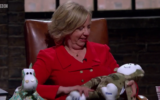 Dragons' Den: Dragon cottons on to keepsake deal