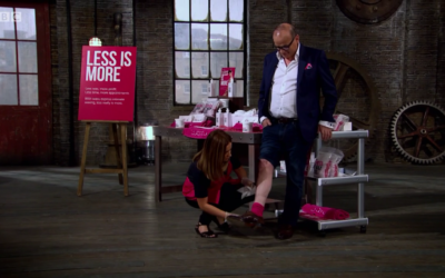Dragons' Den: Waxing off an opportunity