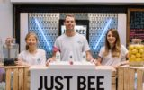 Just Bee buzzing on success out of the den