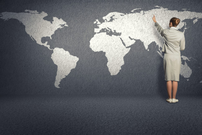 global businesswomen