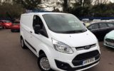 Hit the Road with Ford Transit Vans for your Business with these steps