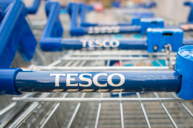 Law firm launches £4bn equal pay claim against Tesco