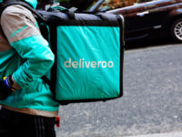 deliveroo courier