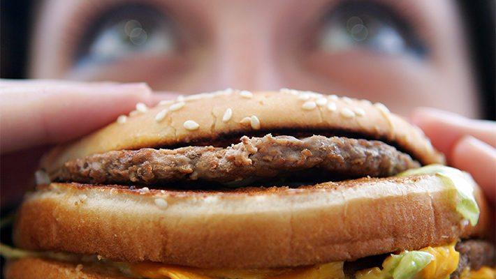 Big Mac deliveries with ubereats