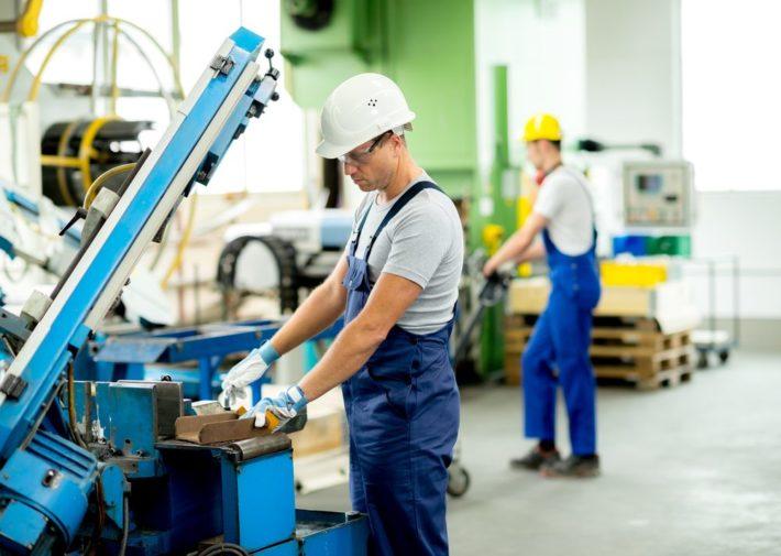 uk manufacturing demand