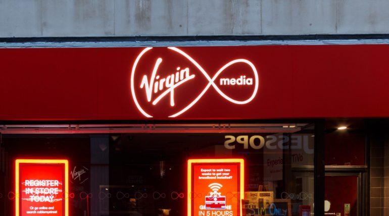 Virgin Media Jobs 55