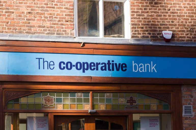 Co-op Bank agrees to £700m rescue by hedge funds