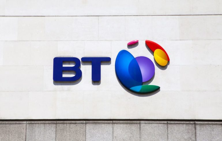 BT profits hit by Italian scandal
