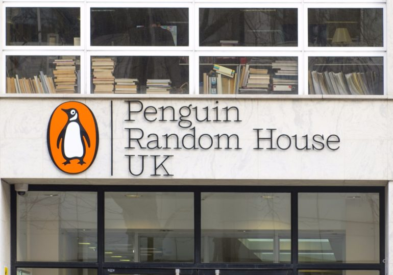 Pearson to raise £776m by selling 22pc stake in Penguin Random House