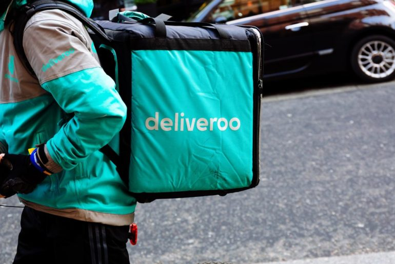 Deliveroo proposes employment laws overhaul to let it give riders benefits