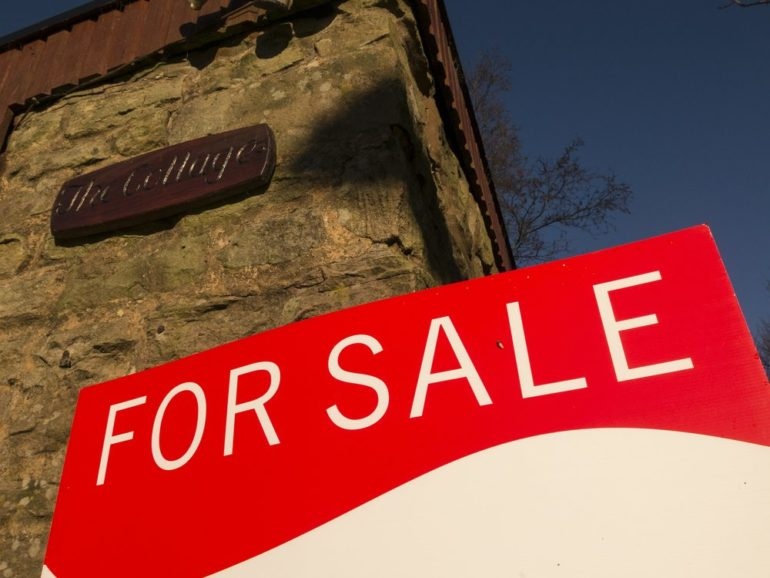 British house prices will 'struggle to rise much' this year