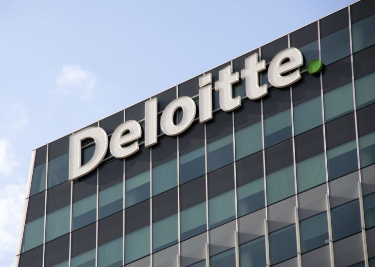 Deloitte partners pocket £865000 after year of FTSE 100 wins