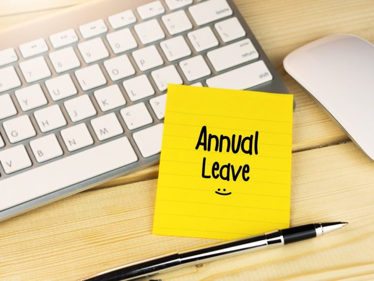 9 Out Of 10 Brits Pass Up On 163 650 Of Paid Annual Leave A Year