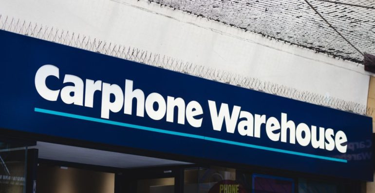 Carphone Warehouse Latest High Street Retailer To Close Stores After Issuing Profits Warning