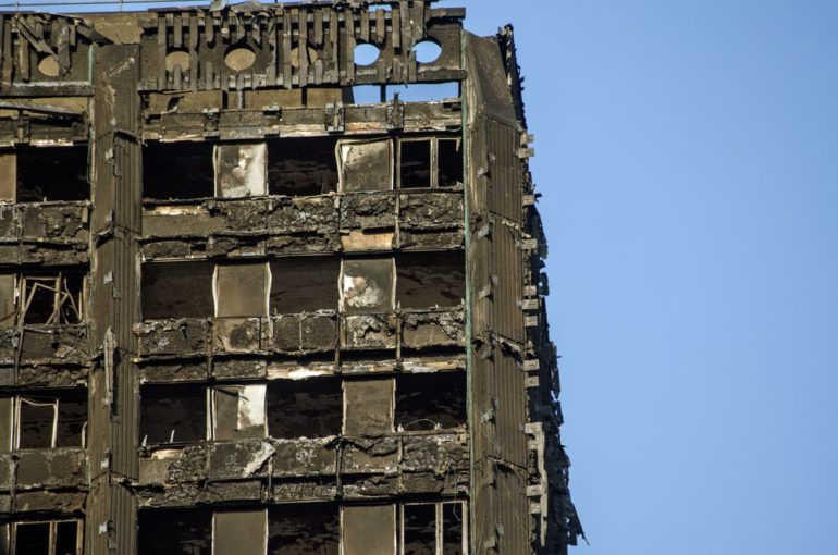 UK Government Officially Starts Inquiry Into London Grenfell Tower Fire