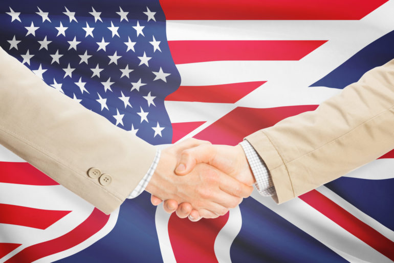 First Ever Uk Us Science Technology Agreement To Pave Way For