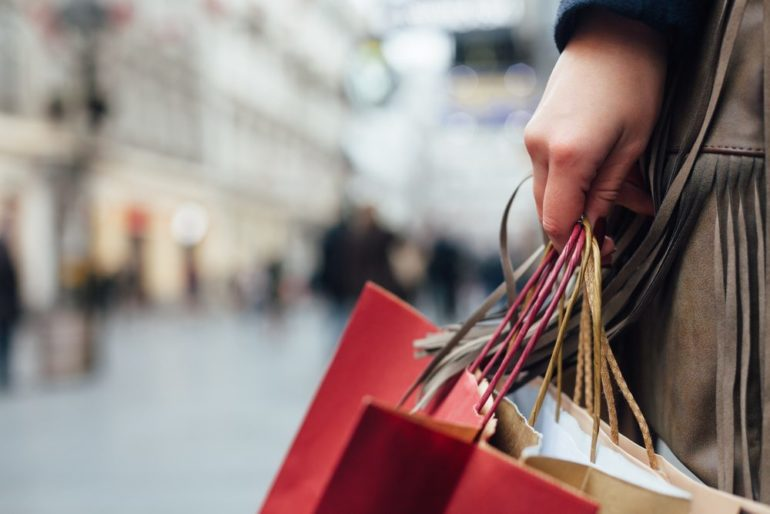 'Defiant' consumers drive growing confidence on spending