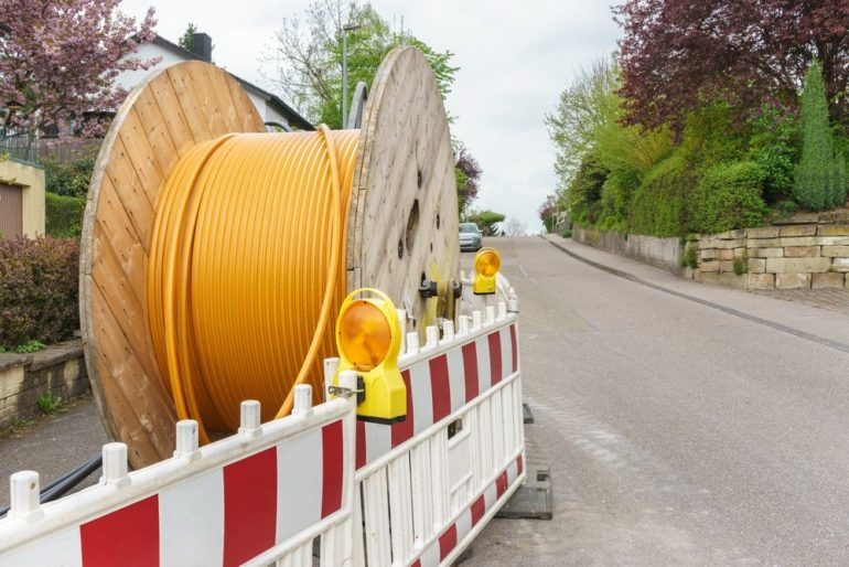 Government names trial areas for 'full-fibre' broadband