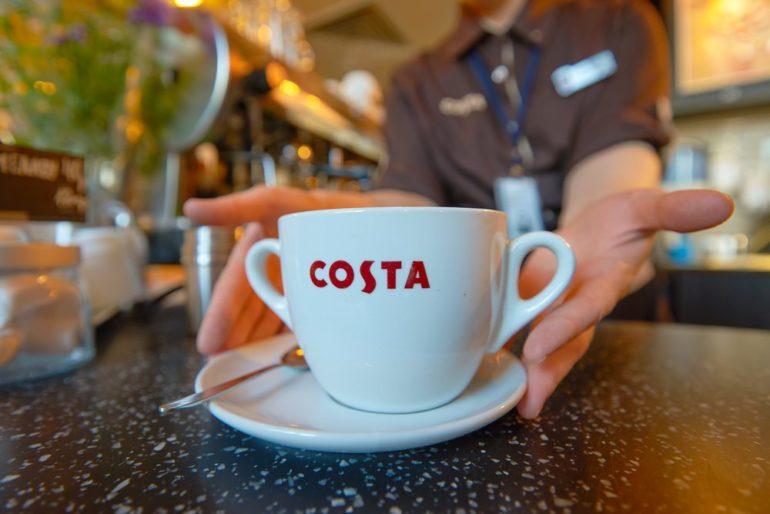 832c3b3373 Whitbread sells Costa Coffee chain to Coca-Cola for £3.9bn