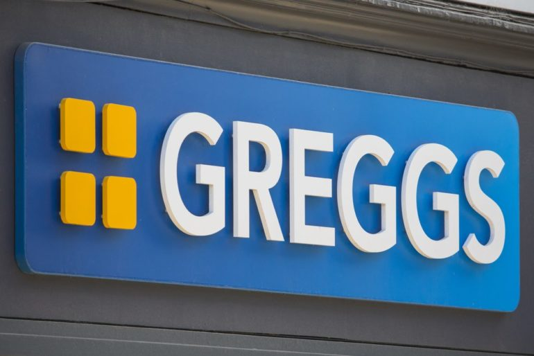 Greggs posts steady sales growth and expects cost headwinds to ease