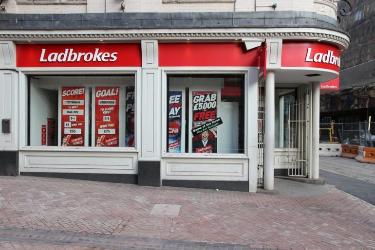 Ladbrokes Coral fined £2.3mln by Gambling Commission for Gala Interactive failings