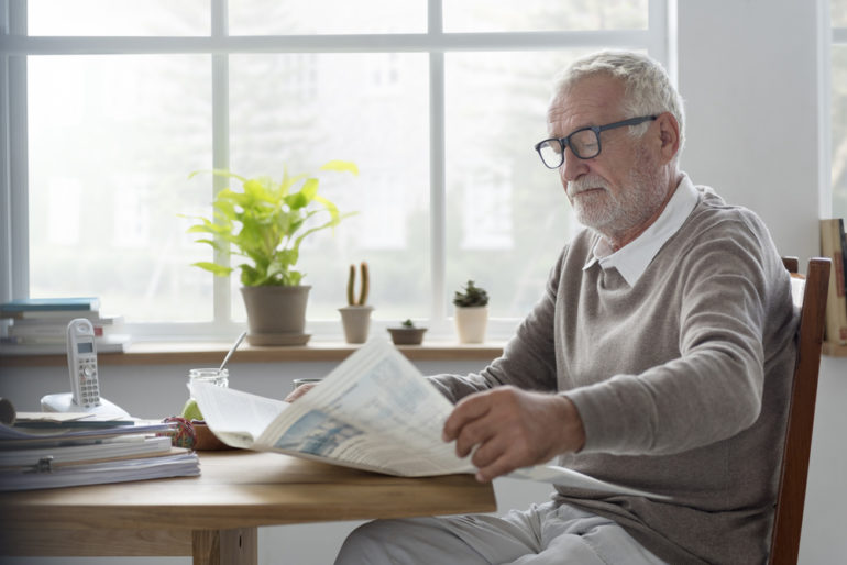 retired pension planning
