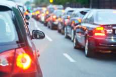 traffic jams costing uk business