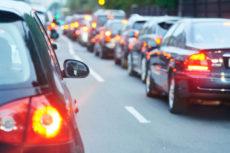 traffic jams costing uk business