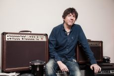 Kevin Brown on Amps