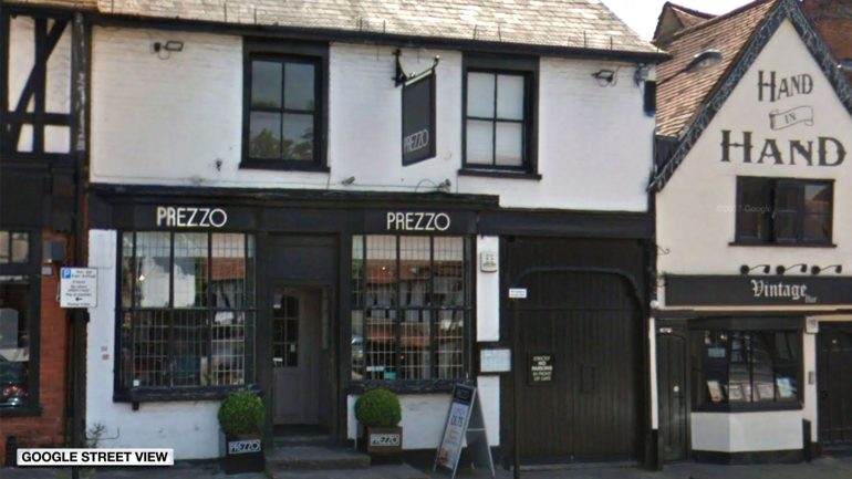 Prezzo facing