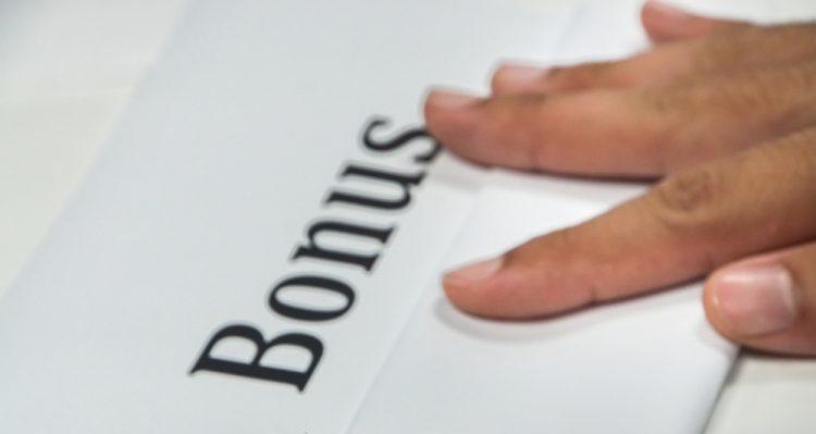 annual bonus