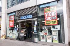 maplin closing down