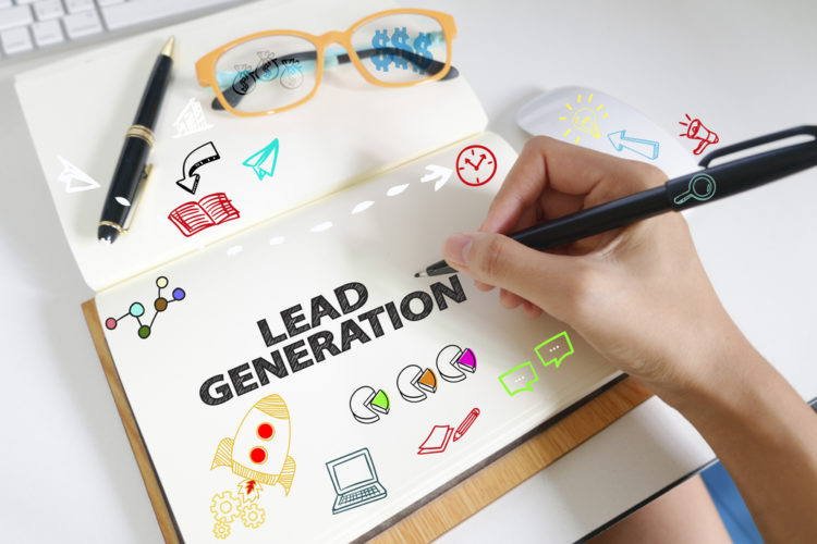 lead page