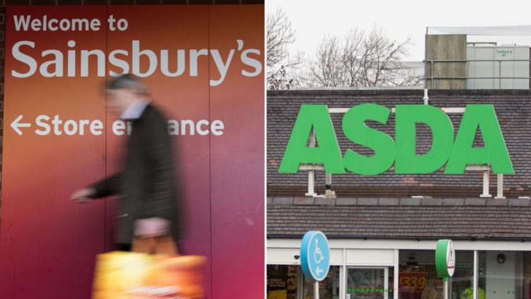 Sainsbury's 'in talks over merger deal with Asda'