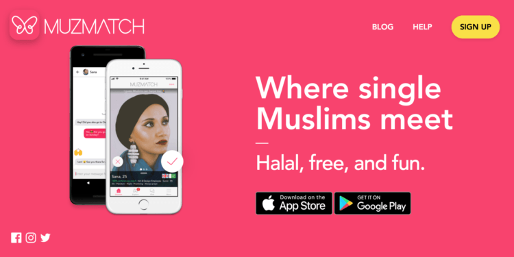 Single muslim online dating