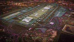 Heathrow-expansion-rendering