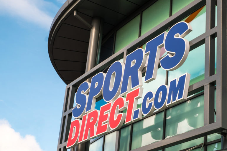 direct sports shirebrook global apple retailers beats trailblazing commerce influential eyebrows ranks survey raised tech above been