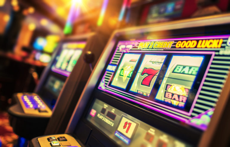 Two arrested for bar slot machine burglaries