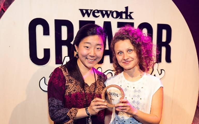 female entrepreneurs awarded 270 000 at the creator awards