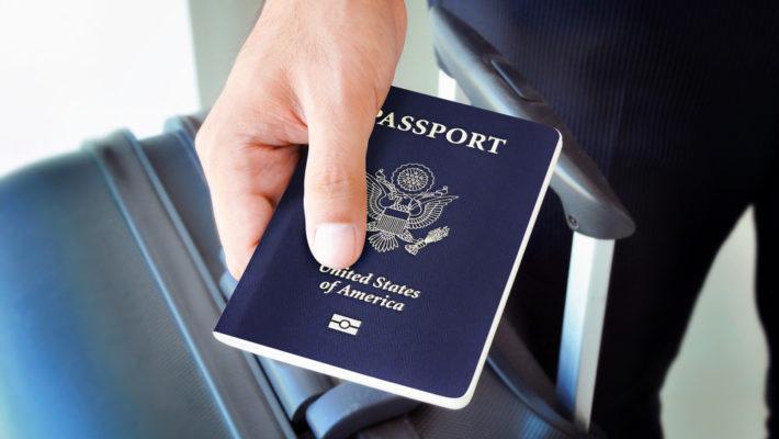 US passport renewal