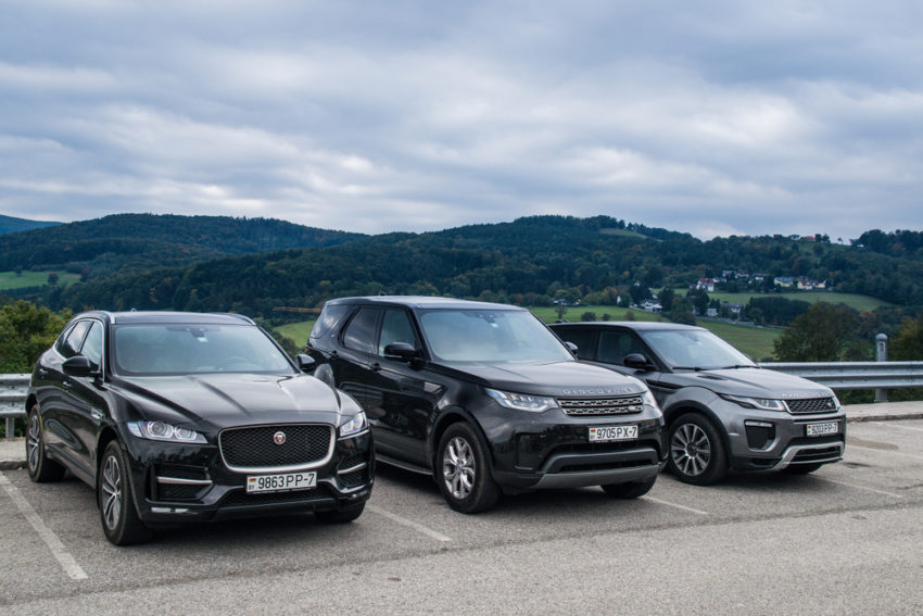 Jaguar Land Rover >> Jaguar Land Rover Makes Loss As Sales Slide 13