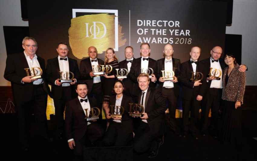 IOD award winners