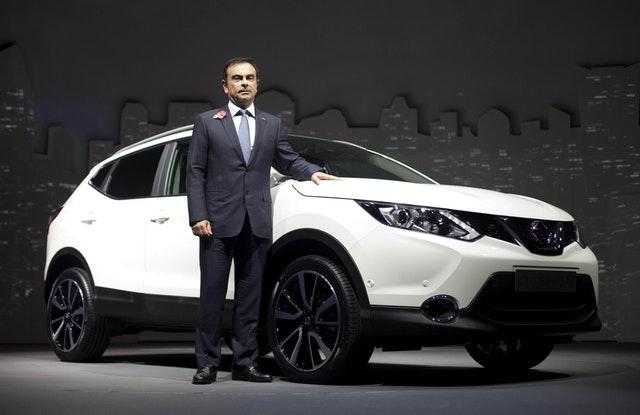 Nissan Qashqai unveiling